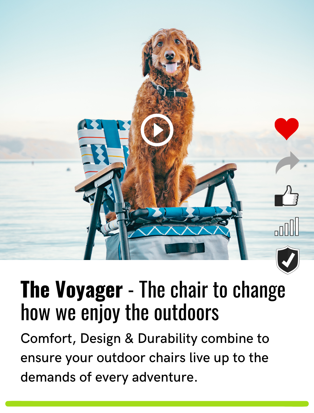 the voyager chair